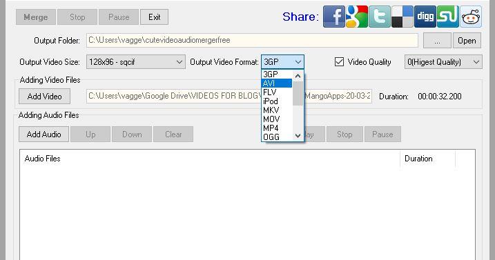 Το Cute Audio Audio Merger Free Version είναι ένα δωρεάν λογισμικό που μπορεί να συγχωνεύσει αρχεία ήχου και βίντεο σε ένα ενιαίο αρχείο βίντεο. Το Audio Audio Merger προσθέτει νέα μουσικά κομμάτια στα βίντεο σας συνδυάζοντας εγγραφές βίντεο και ήχουσυμπεριλαμβανομένων των αρχείων HD σε ένα μόνο αρχείο σε διάφορες μορφές εξόδου. Μπορεί να προσθέσει ήχο σε κάποιο βίντεο ή να αντικαταστήστε τους ήχους που περιλαμβάνει με νέα αρχεία ήχου όπως η μουσική η αφήγηση.Το πεδίο Προσθήκη ήχου είναι μια…