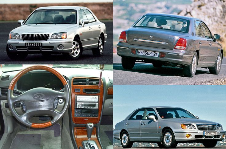 Седан Hyundai Grandeur стал экономичнее ибезопаснее — ДРАЙВ