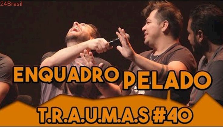 T.R.A.U.M.A.S. #40 - PELADO NO PAGODE (VIVO RIO, RJ)