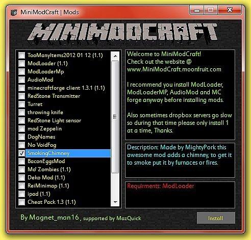 Mini mod craft minecraft pinterest minis - Planetminecraft com ...