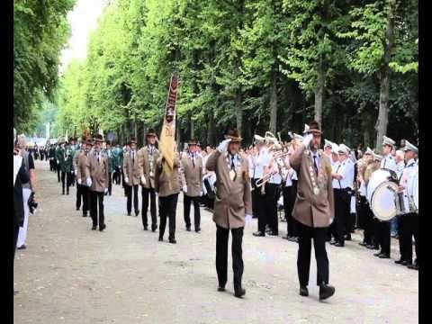 Schützen Düsseldorf - Parade 2015