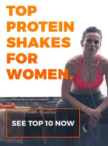Top 10 protein shakes for women 2016
