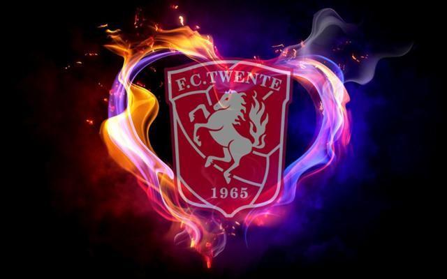 Het logo van FC Twente