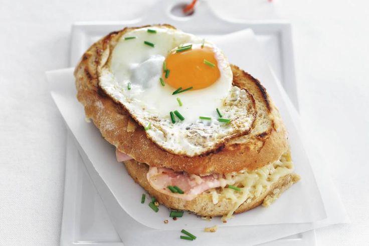 Met een gebakken eitje on top! - Recept - Allerhande