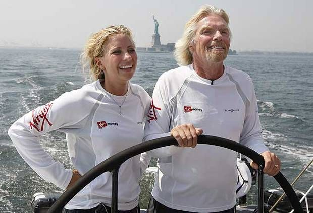 """Richard Branson grants new fathers at Virgin up to 12 months paternity on full pay"""