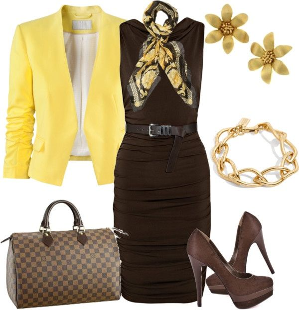 LOLO Moda: #formal #ladies #outfits
