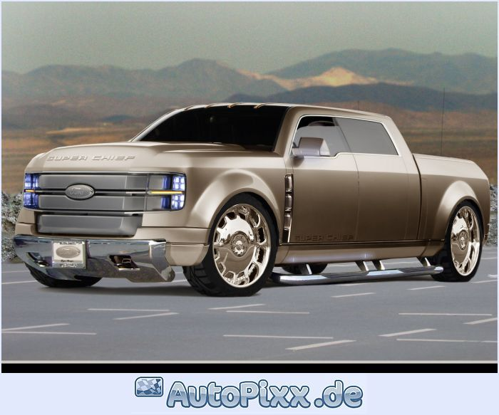 ford super chief - Buscar con Google