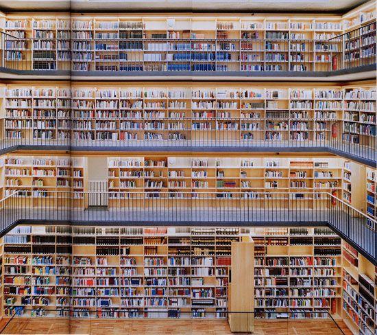 Herzogin Anna Amalia Bibliothek Studienzentrum Weimar I, 2006