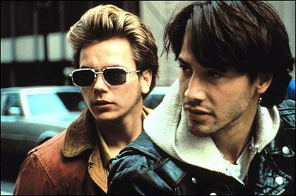 september 27, my own private idaho premieres at the new york film festival in 1991
