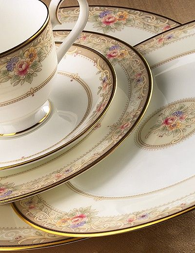 Italian Rose, By Noritake · Place SettingsTable SettingsNoritakeRosesChina  PatternsDinnerwareFormalDinner ...