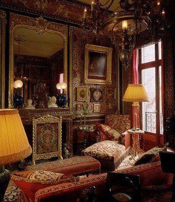 70 best jacques garcia images on pinterest interior for Interior design italiani