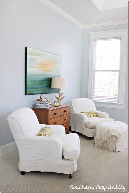 17 Best Images About Sitting Area On Pinterest White Chests Bedroom Nook And Seating Areas