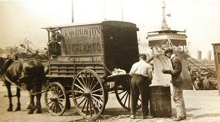 Dondurmanın Tarihi ve İlk Kim Yedi?