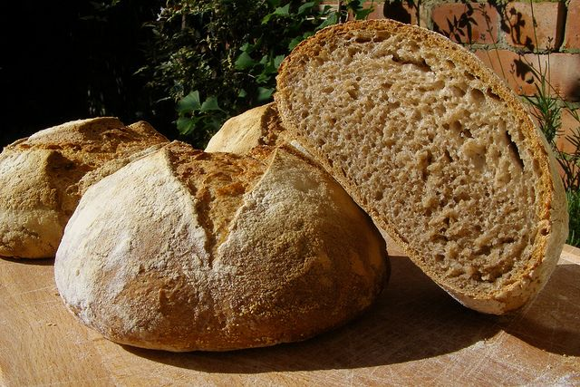 Sourdough Rye Bread - Nourishing Joy