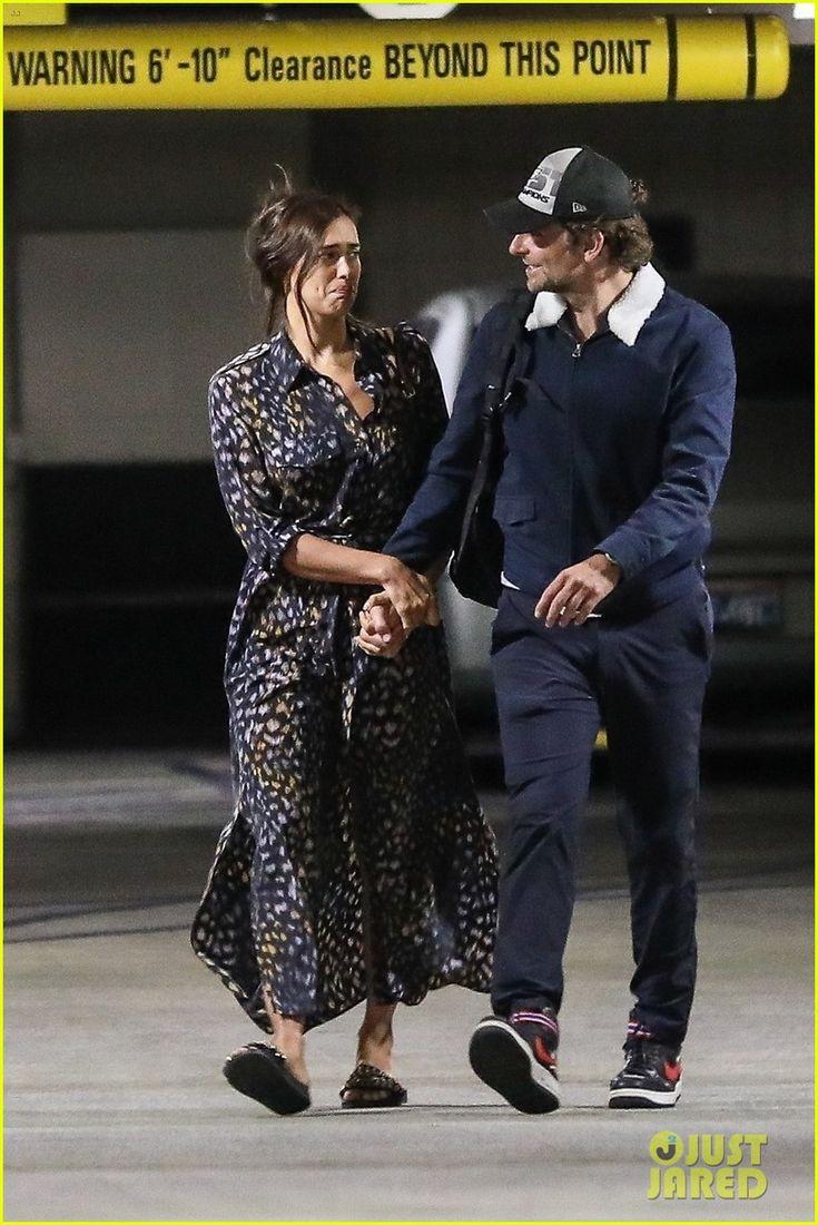 Bradley Cooper & Irina Shayk Hold Hands, Look So Happy in New Photos