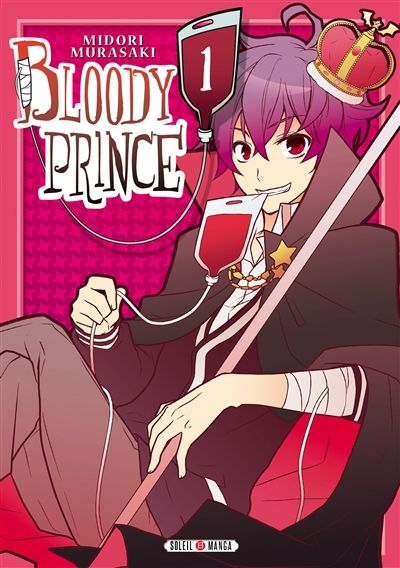 CDI - LYCEE GEN.ET TECHNOL.AGRICOLE EDOUARD HERRIOT - Bloody prince. (N°1)