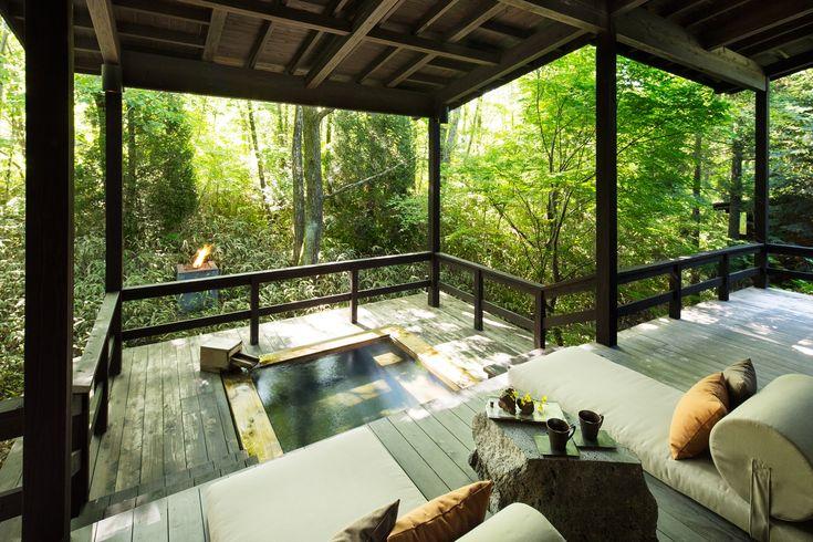 KAI Aso – Hot spring(Onsen)