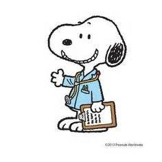 Doctor Beagle, hmmm perhaps Nurse Practitioner Snoopy. doctor beagl ...