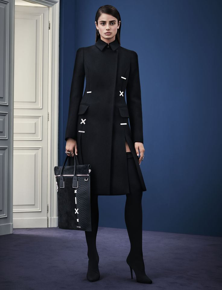 Women's fashion and accessories - FW 2015 - Main Collection - Versace 2015
