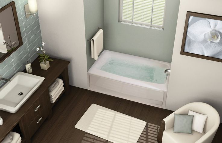 Best 25 bathtub dimensions ideas on pinterest shower for Length of standard tub