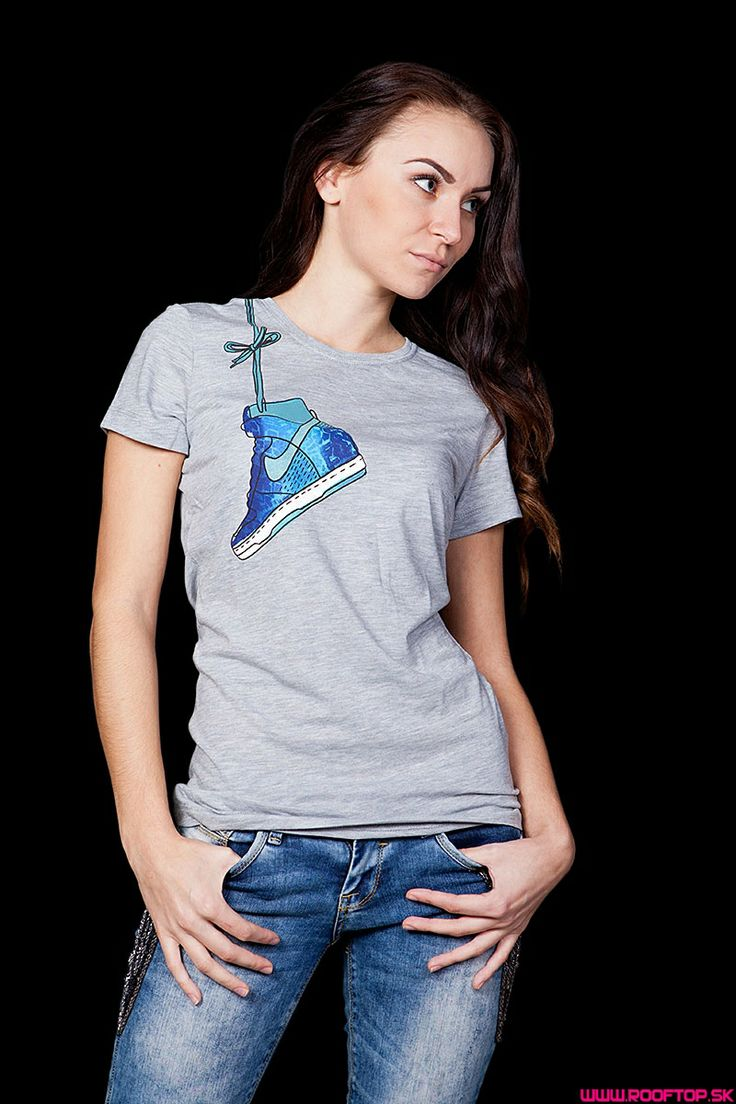 Damske tricko #nike #tshirt