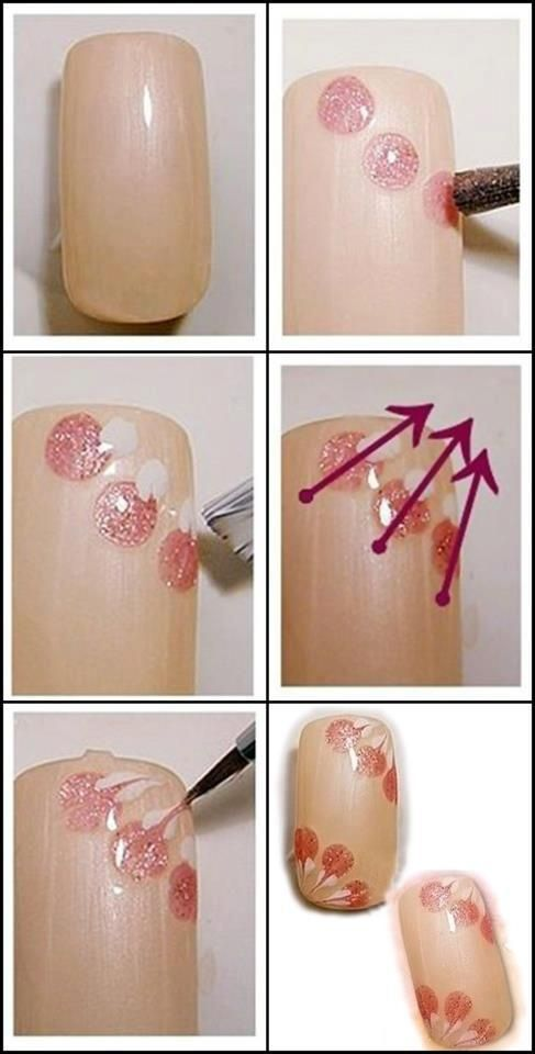 Stunning Nail Tutorials for Summer 2014 – Pretty Designs
