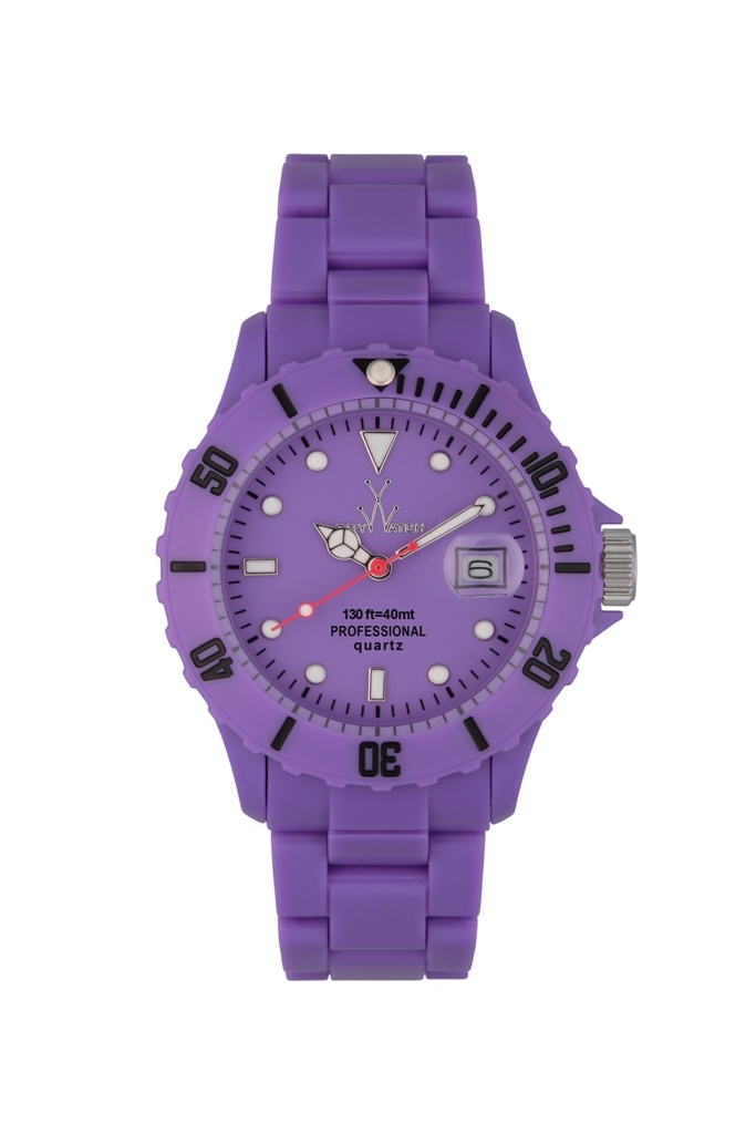 TOYWATCH - Fluo Violet #fluo #violet #toywatch