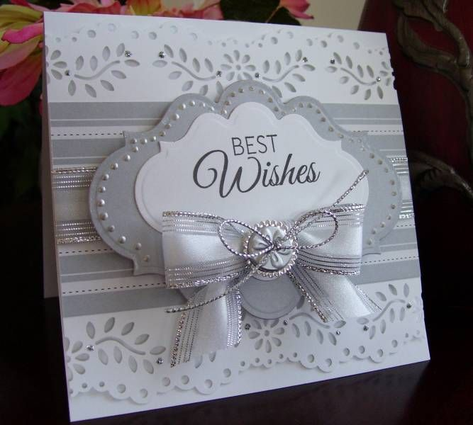 Best Wishes by paper24x7 - Cards and Paper Crafts at Splitcoaststampers