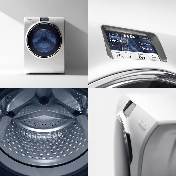 Eikö olekin aika tehdä arjesta ja pyykinpesusta hieman helpompaa WW9000-pyykinpesukoneen avulla?