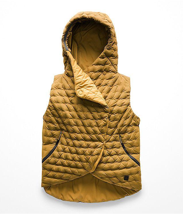 647389a83 Women's Cryos Down Cocoon Vest | Wear | Winter coats women, North ...