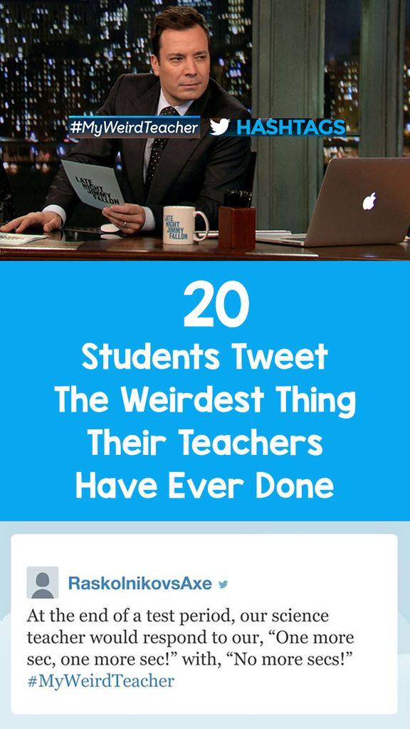 myweirdteacher Jimmy Fallon Tweets_feature image_Bored Teachers