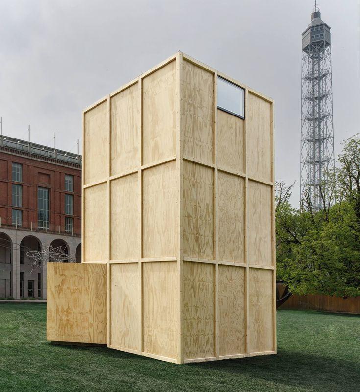 Souto De Moura . Domus Pavilion . Milan  (1)