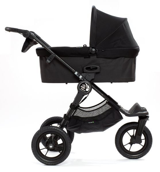 Baby Jogger pram City Elite + carrycot