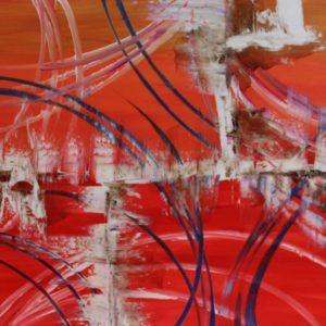 Abstracto rojos