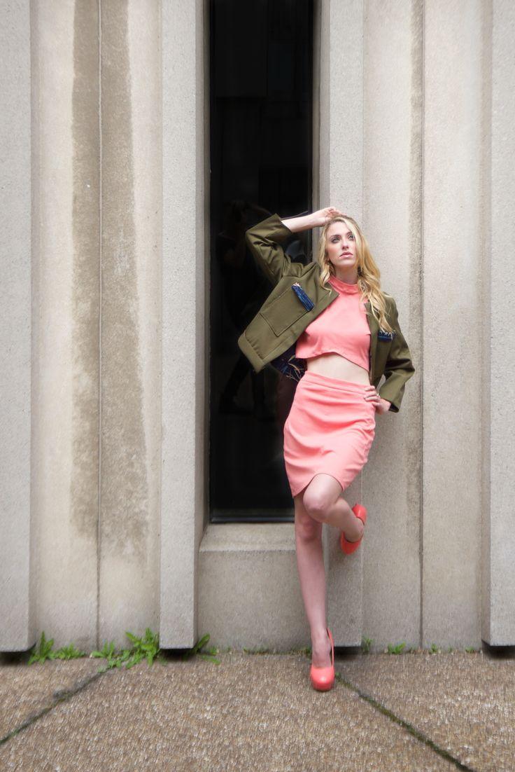 BELLANTONI SS16  Photographer: Alexander Rossignol MUA: Eli Melyouni Model: Aleah McCallum
