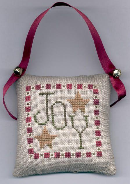 Just Cross Stitch Back Issues | Kiwi Stitching : December 2004