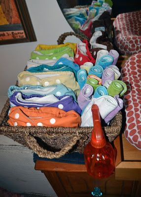 Cloth Diapers made easy. Everything you need to know. thecrunchymoose.com