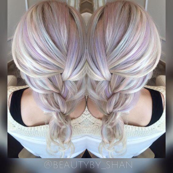 Kuvahaun tulos haulle opal blonde hair