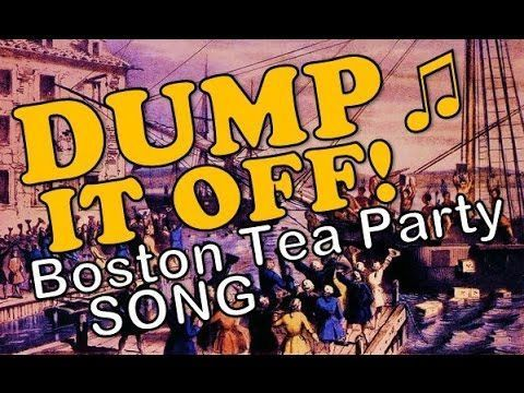 """Dump it Off"" - Boston Tea Party Song (""Shake it Off"") - YouTube"