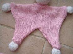 patron doudou lutin tricot