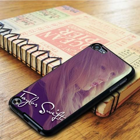 Taylor Swift Signature iPod 6 Touch Case