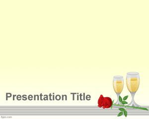 24 best drinks powerpoint template images on pinterest wines date powerpoint template is a free date background ppt template for celebrations toneelgroepblik