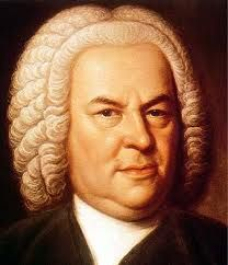 Johann Sebastian Bach   such amazing music feeding both brain and soul