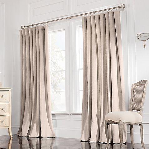 17 meilleures id es propos de tringle pour double rideaux sur pinterest doubles rideaux. Black Bedroom Furniture Sets. Home Design Ideas
