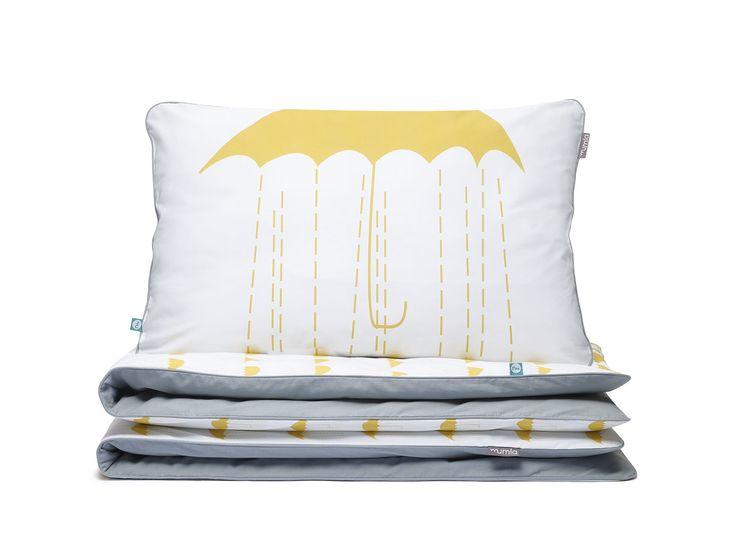 pościel żółte parasole – MUMLA – 004
