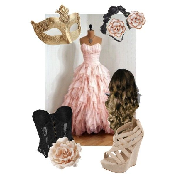 33ca8f9f6df48 Masquerade Ball Costumes Ideas & Black Masquerade | Mashed Potato ...