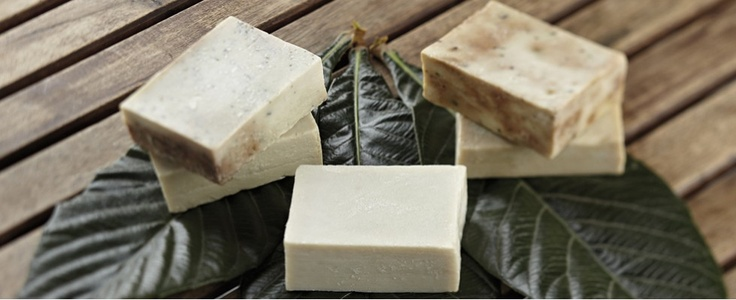 %100 natural and organic soap