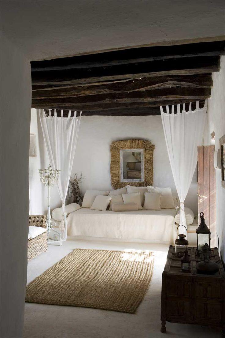 EN MI ESPACIO VITAL: Muebles Recuperados y Decoración Vintage: Una casa para el fin de semana {a house for the weekend}