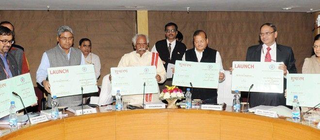 Bandaru Dattatreya Launches Digital Signature Based Online Registration Of Establishments