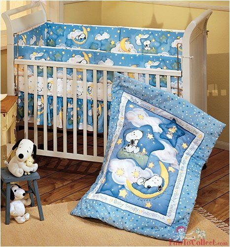 115 Best Snoopy Baby Bedding Images On Pinterest Cribs